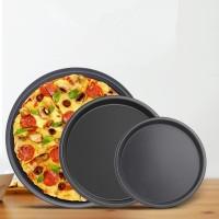 Baki Cetakan Adonan Pizza & Panci Model Anti-Lengket untuk Pizza