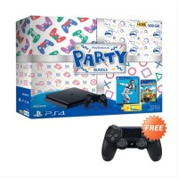 PROMO SONY Playstation PS4 Slim Party Bundle Game Console 500