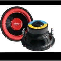 subwoofer LEGACY 8 inch LG-896 200watts dauble coil harga per 1pc