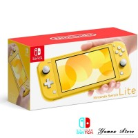 PROMO Nintendo Switch Lite Console - Yellow
