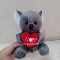 Boneka Koala Love I Love You