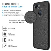Soft Case Auto Focus Leather Oppo A83