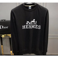 JAKET SWEATER NON KUPLUK HERMES PARIS FLEECE