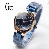 jam tangan GC GUESS COLLECTION WANITA BIRU