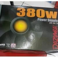 Power Supply ATX Dazumba 380w Box