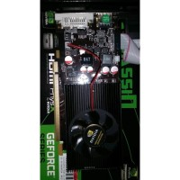 VGA Card NVIDIA GEFORCE GT220 1 GB PCI E