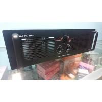 Harga Power Amplifier Sound System Katalog.or.id
