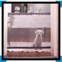 Kandang Hewan 1229 Respon Pagar Penghalang Binatang Peliharaan Anjing