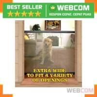 Kandang Hewan 1140 Pagar Penghalang Binatang Peliharaan Anjing Atau