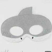 Topeng Hewan Laut Hiu Baby Shark Kostum Ulang Tahun Pesta Anak