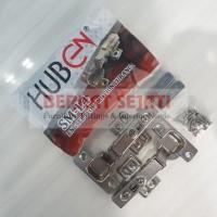 Engsel Sendok HUBEN Slow Motion Soft Close Hidrolik (SM-L4)