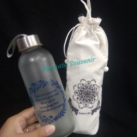 souvenir botol/botol kaca/barang pengambilan sendiri ke toko