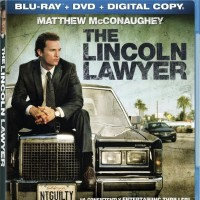 The Lincoln Lawyer Blu-ray + DVD