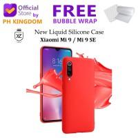 YZ Xiaomi Mi 9 / Mi 9 SE - Premium Soft TPU Phone Case - Mi 9, Hitam