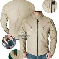 Jaket Pria harian Jacket Motor|tahan angin|anti air|Murah Bayar COD