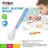 Puku Sendok Makan Anak Baby Training Spoon 14306