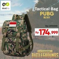 Tas Army Backpack Mairu BL101 Ransel Militer Pria Tactical