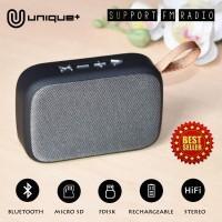 Speaker Bluetooth Wireless Portable New CHARGE G2 Lapis Bahan Kain