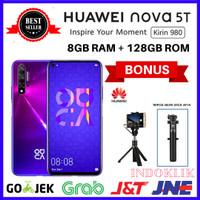 HUAWEI NOVA 5T RAM 8GB ROM 128GB GARANSI RESMI HUAWEI INDONESIA