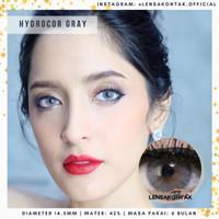 Softlens Sweety Hydrocor by Sweety Plus Grey - Gray - Abu