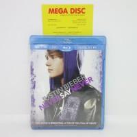 Blu-ray Justin Bieber - Never Say Never +DVD Region 1