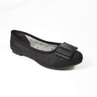 Symbolize sepatu flat nafisa - hitam