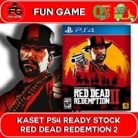 PS4 RED DEAD REDEMPTION II /RDR MURAH