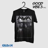 Kaos Angels And Airwaves - AVA Personil