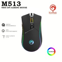 Mouse Gaming Marvo M513 - 4800 DPI Gaming Mouse