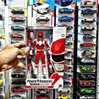 Power Rangers Mighty Morphin Red Ranger Lightning Collection zyuranger