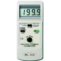 Lutron CC-421 Voltage / Current Calibrator Made in Taiwan