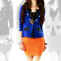 BLAZER FASHION WANITA FORMAL I BLAZER OFFICE WANITA