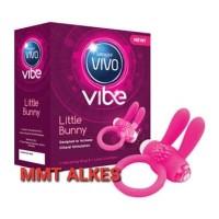 Kondom Sensitif vivo little bunny