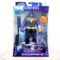 Action Figure Avengers Legends Series The Thanos