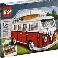 ORIGINAL Lego 10220 Volkswagen T1 Camper Van