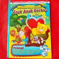VCD Video Ori Lagu Anak Bisa Karoke - EDUKASI Anak Cermat Vol.4