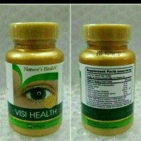 Baru Natures Health Visi Health Original isi 60 softgell