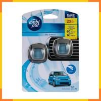 Sale Parfum Mobil AMBIPUR Mini Clip Sky Breeze Car Air Freshener