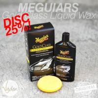 MEGUIARS Gold Class Carnauba Plus Premium Wax Efek Daun Talas MURAH