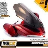 HOT SALE Promo Bodykit depan Transformer tameng windshield spion