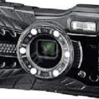 HOT SALE Ricoh WG 50 kit - Kamera Under Water - Black Terjamin