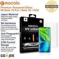 Mocolo UV Full Tempered Glass Xiaomi Mi Note 10 Pro Note 10 / CC9 Pro
