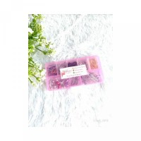 Paket Peniti Bohlam labu kecil mini jarum pentul besar dan kecil klip