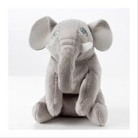 JUAL Boneka Gajah Kecil Lucu DJUNGLESKOG Mainan Anak He