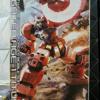 Stock terakhir MG Gundam Fighter Age 1 Titus Earth Federation For