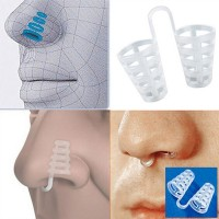 Sos 10pcs Soft Anti Snoring Snore Stopper Device Solution Sleep