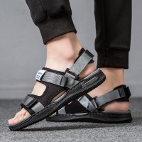 Sandal Pria Casual Untuk Korean Outdoor / Olahraga sendal