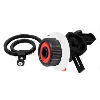 CS-F0 Follow Focus with Gear Ring Belt for (D)SLR Cameras Nikon