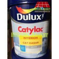 CAT DASAR TEMBOK ALKALI SEALER CAT DASAR DULUX CATYLAC INTERIOR 21 KG