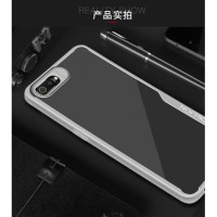 Vivo Y50 softcase delkin crystal clear soft case silikon cover